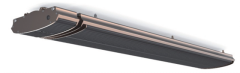 Dimmable infrared heater